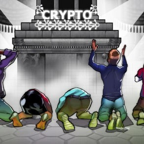 Crypto Skeptics Ranked and Ashamed 293x293 - Crypto Is Alive and Well, Though Skeptics Say It's 'Not Money'