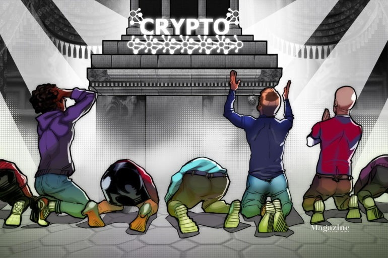 Crypto Skeptics Ranked and Ashamed 770x513 - Crypto Is Alive and Well, Though Skeptics Say It's 'Not Money'