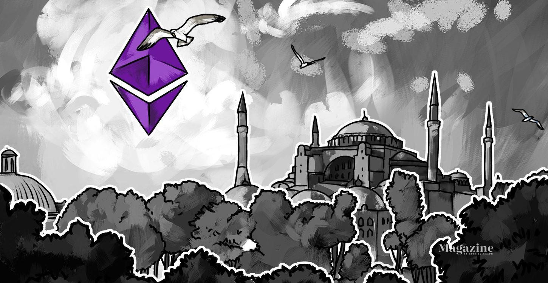 Ethereum Istanbul Magazine black 1450x750 - Ethereum's Istanbul Hard Fork, <br> Important Updates