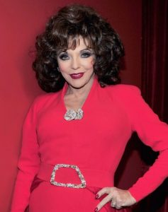 Joan Collins is older than the U.S. Securities Act of 1933