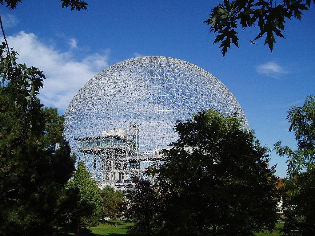 Buckminster Fuller Geodesic Dome