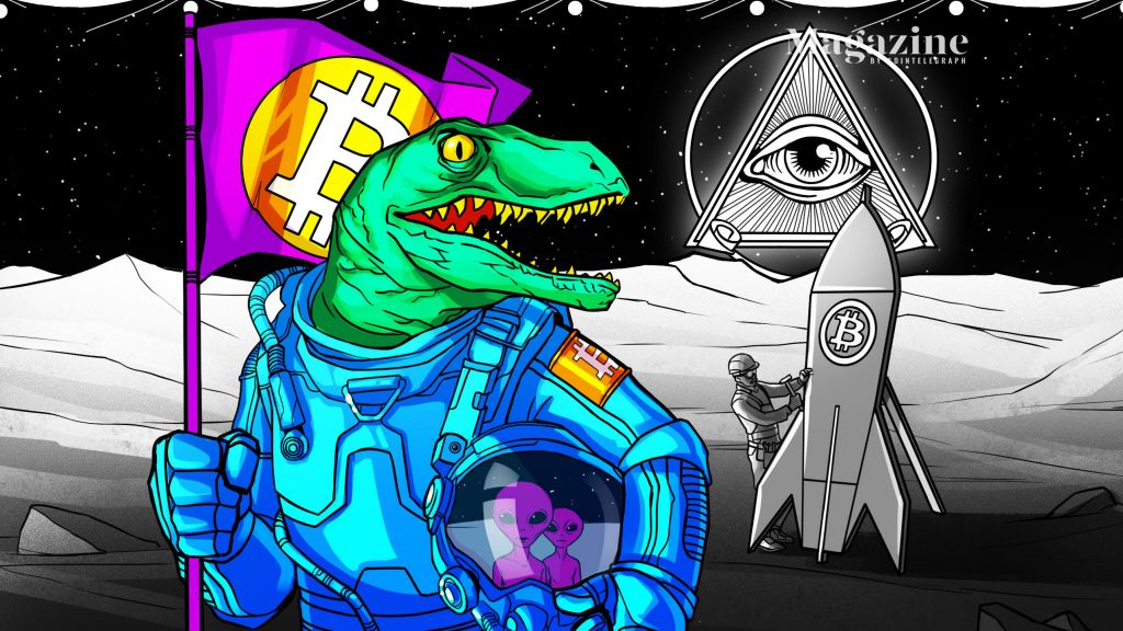 Lizard People invented Bitcoin conspiracy theories in crypto