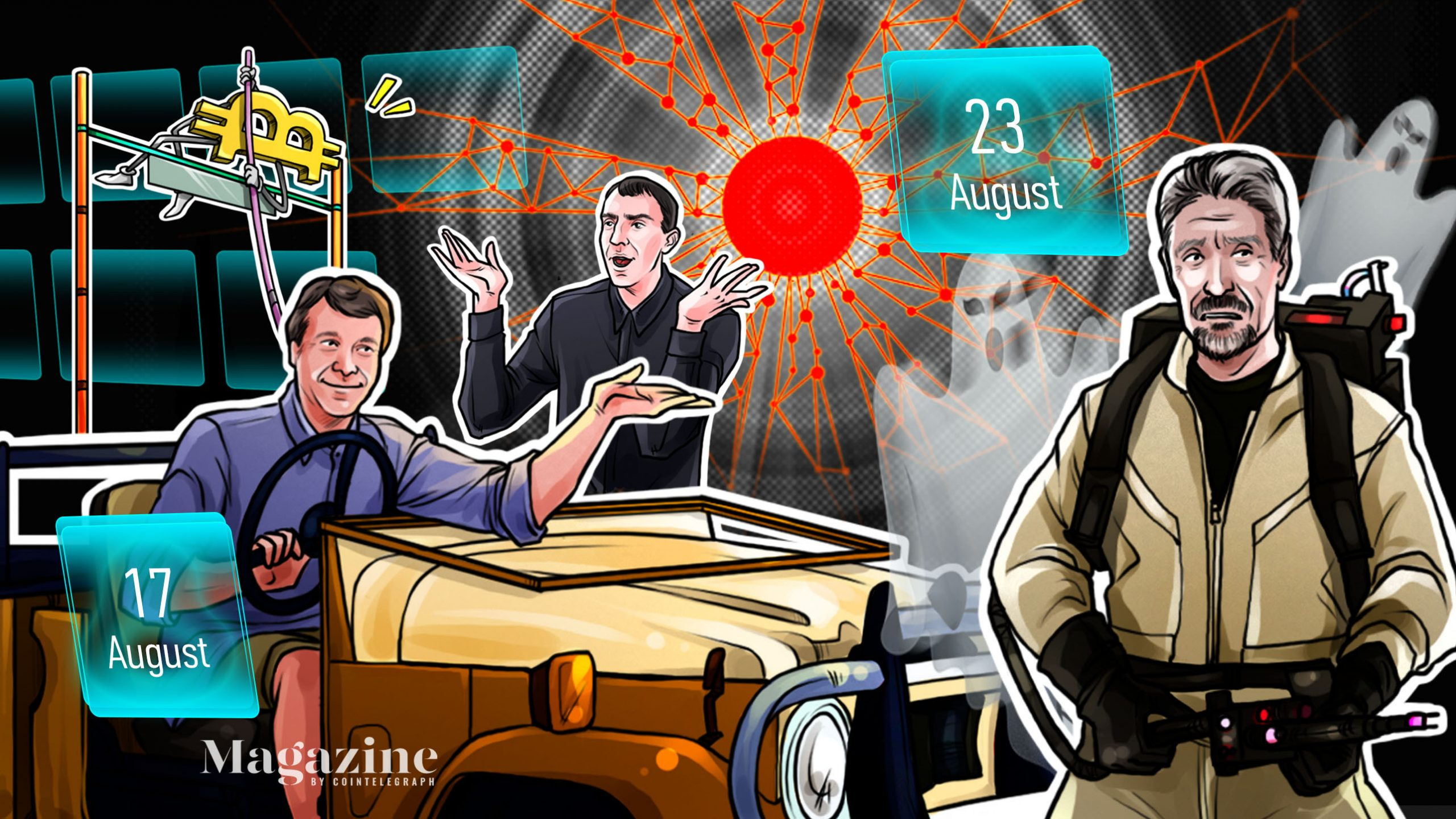 Bitcoin Stalls, Ethereum 2.0 Outage, IRS Crypto Crackdown: Hodler's Digest, Aug. 18–24