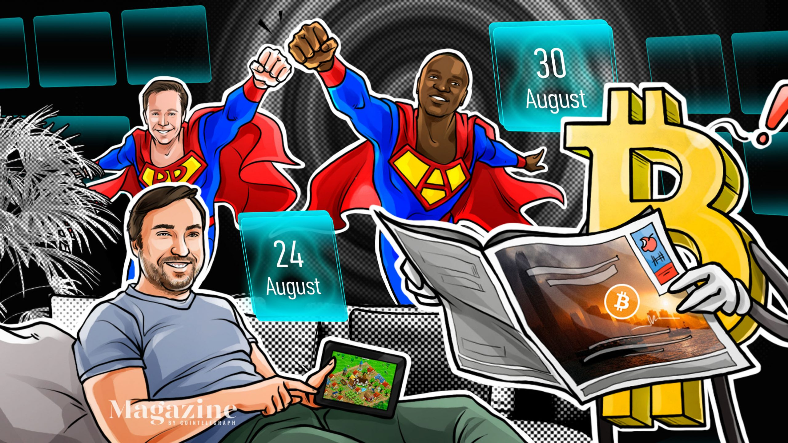 YFI surges to $38K, BTC comeback predictions, Ryanair CEO's fury: Hodler's Digest, Aug. 24–30