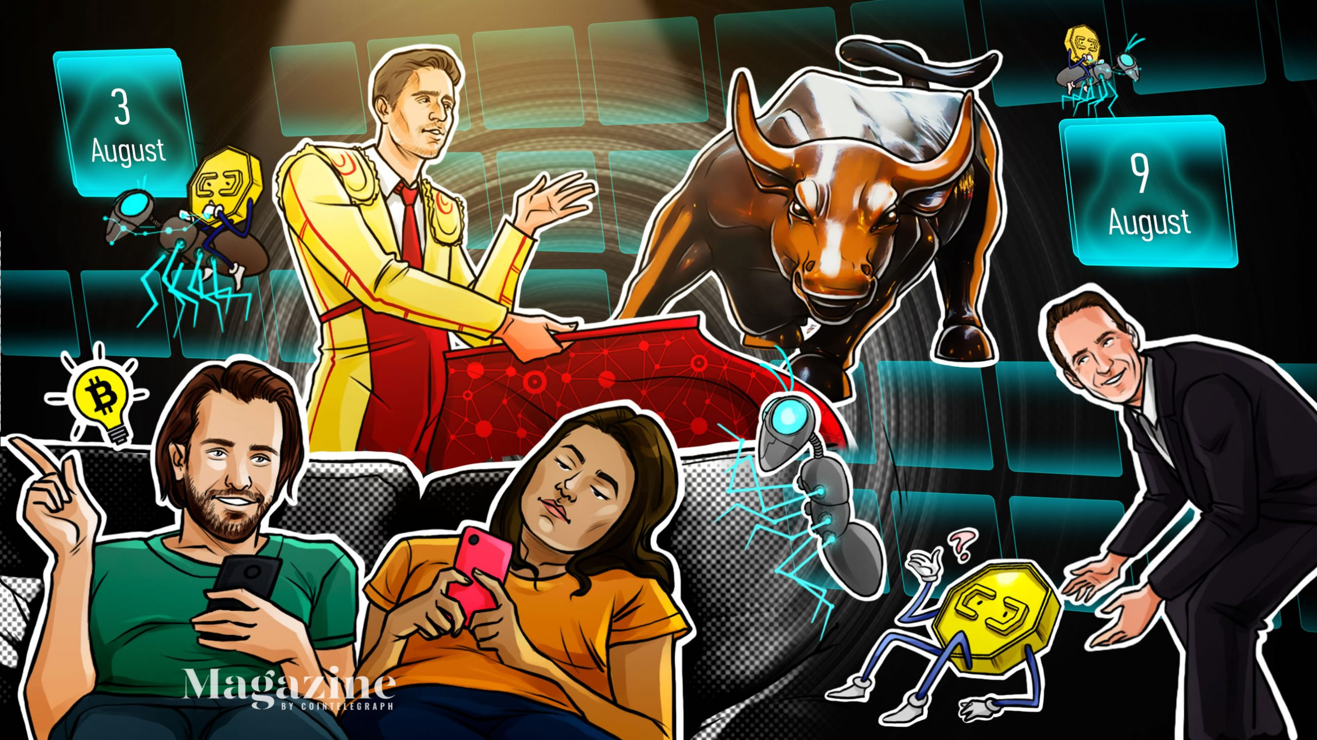 BTC at Crucial Level, When to Buy the Dip, Twitter Hack Trial Fiasco: Hodler's Digest, Aug. 3–9