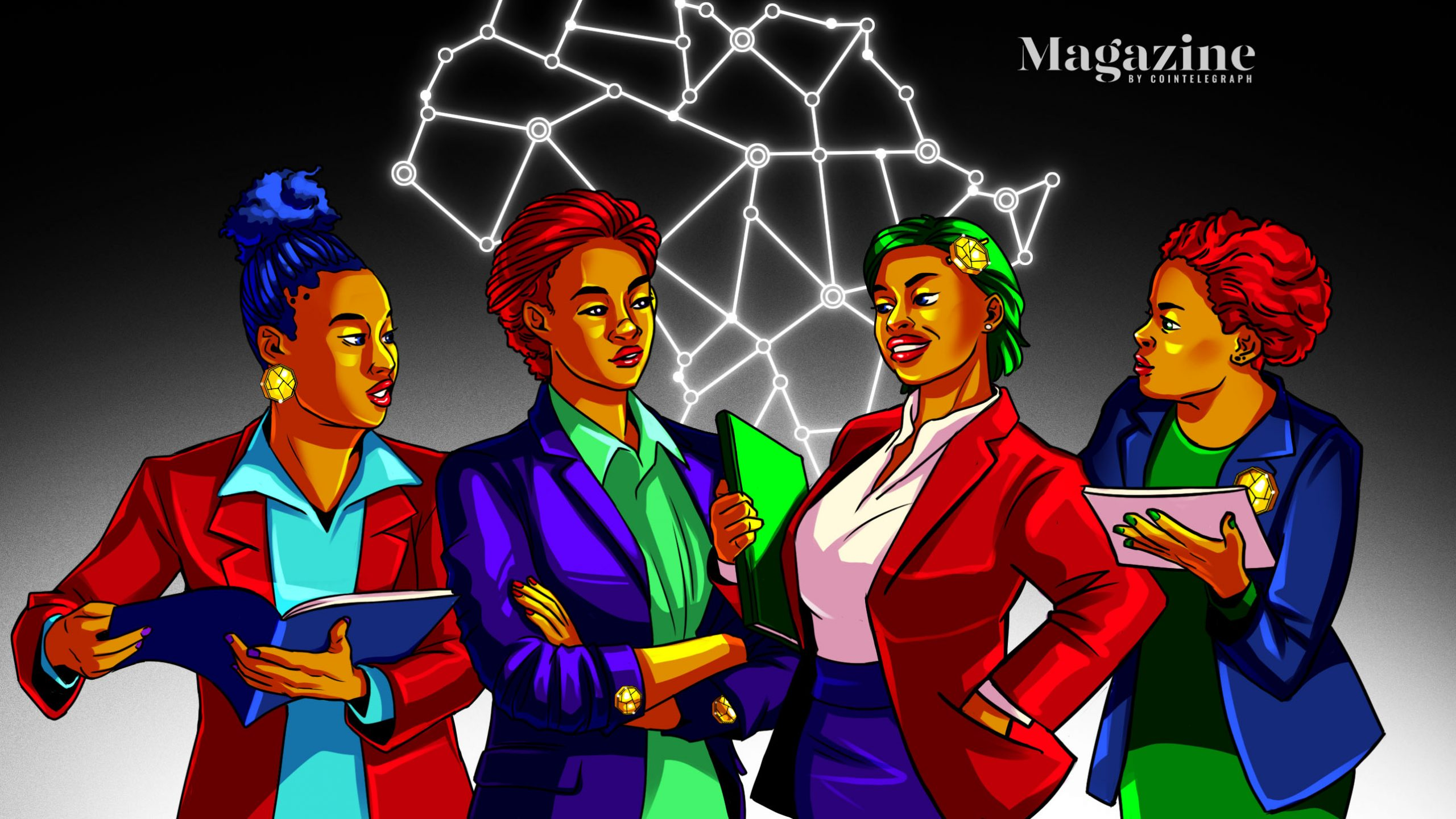 Championing Blockchain Education in Africa: Women Leading the Bitcoin Cause