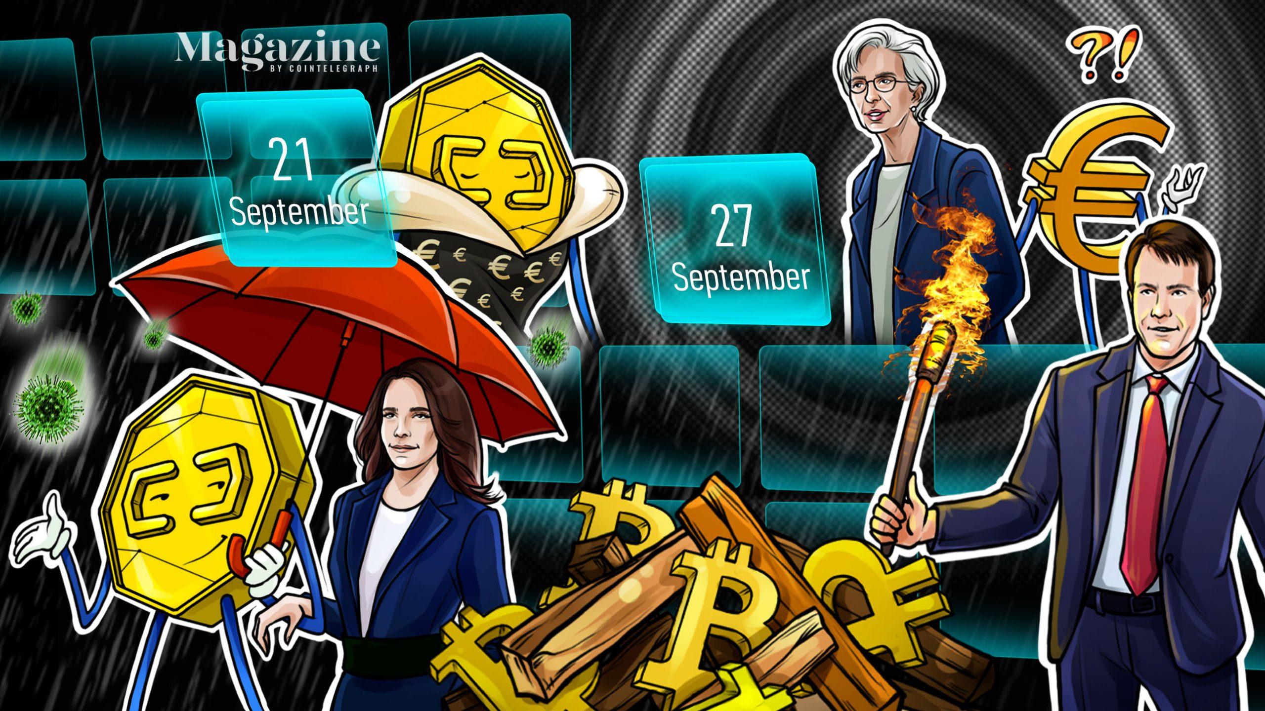 Regulation, Uniswap controversy and <bold>how</bold> <bold>many</bold> use crypto worldwide