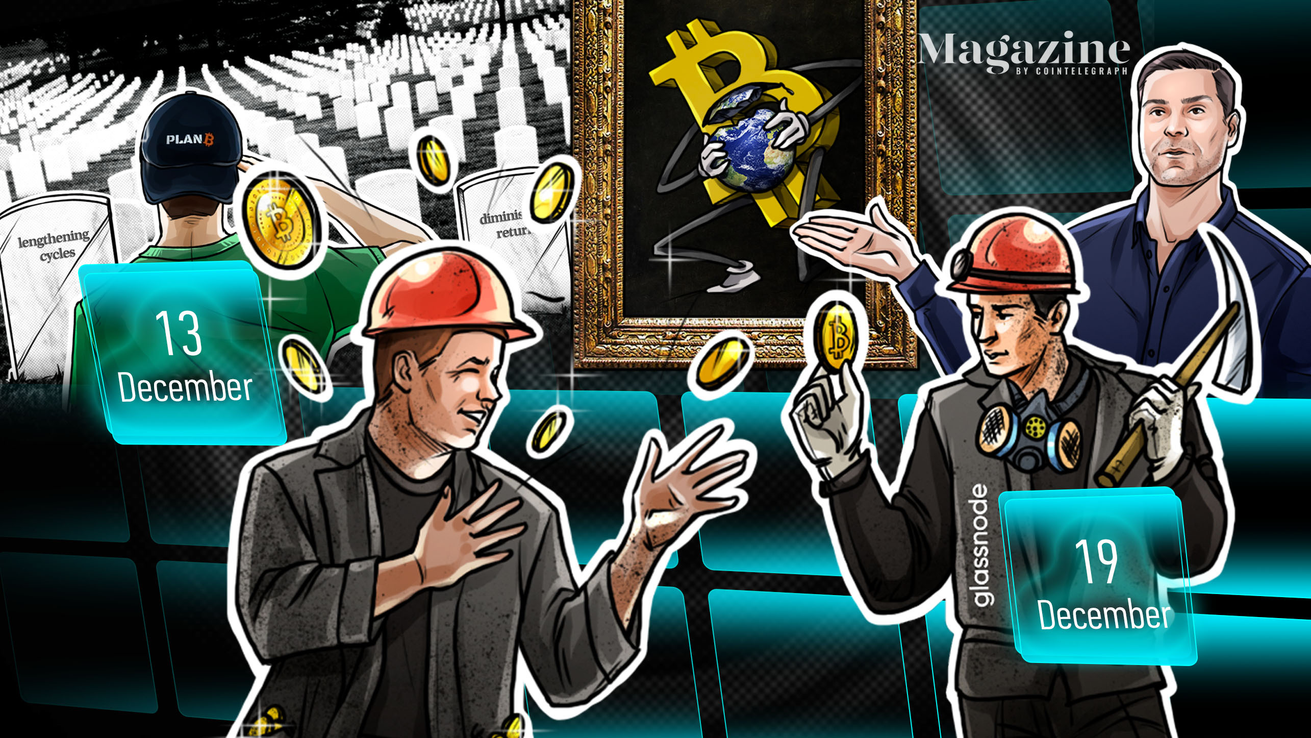 Bitcoin breaks records, what happens next, Coinbase IPO: Hodler's Digest, Dec. 13–19