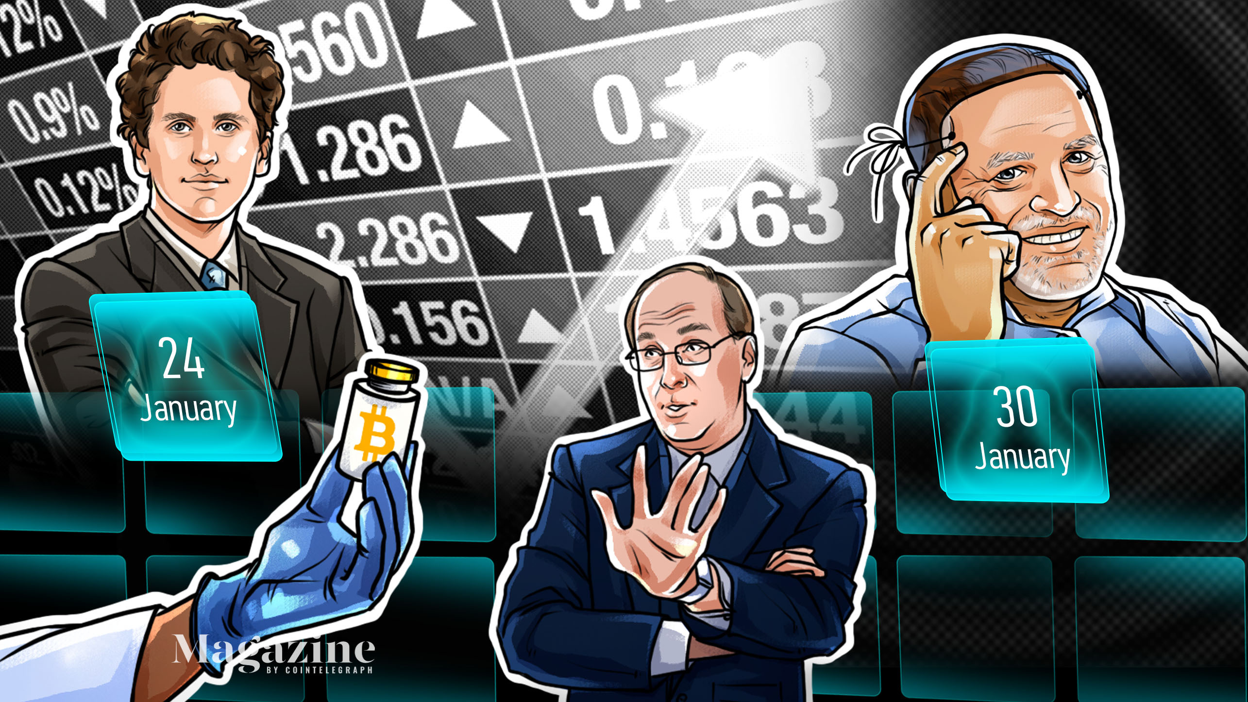 GameStop mayhem, Robinhood scandal, Musk tweets, DOGE explodes: Hodler's Digest, Jan. 24–30