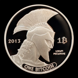 Titan One silver coin