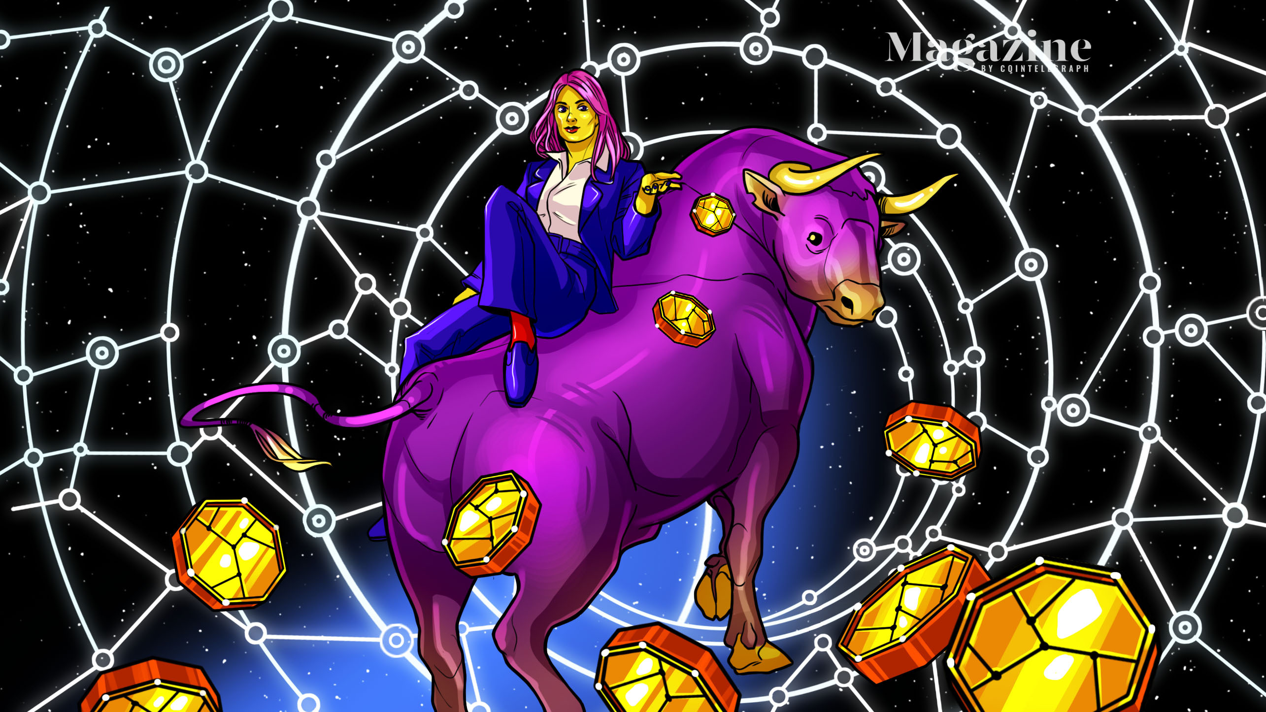 EU politician reveals her conversion to crypto — Eva Kaili