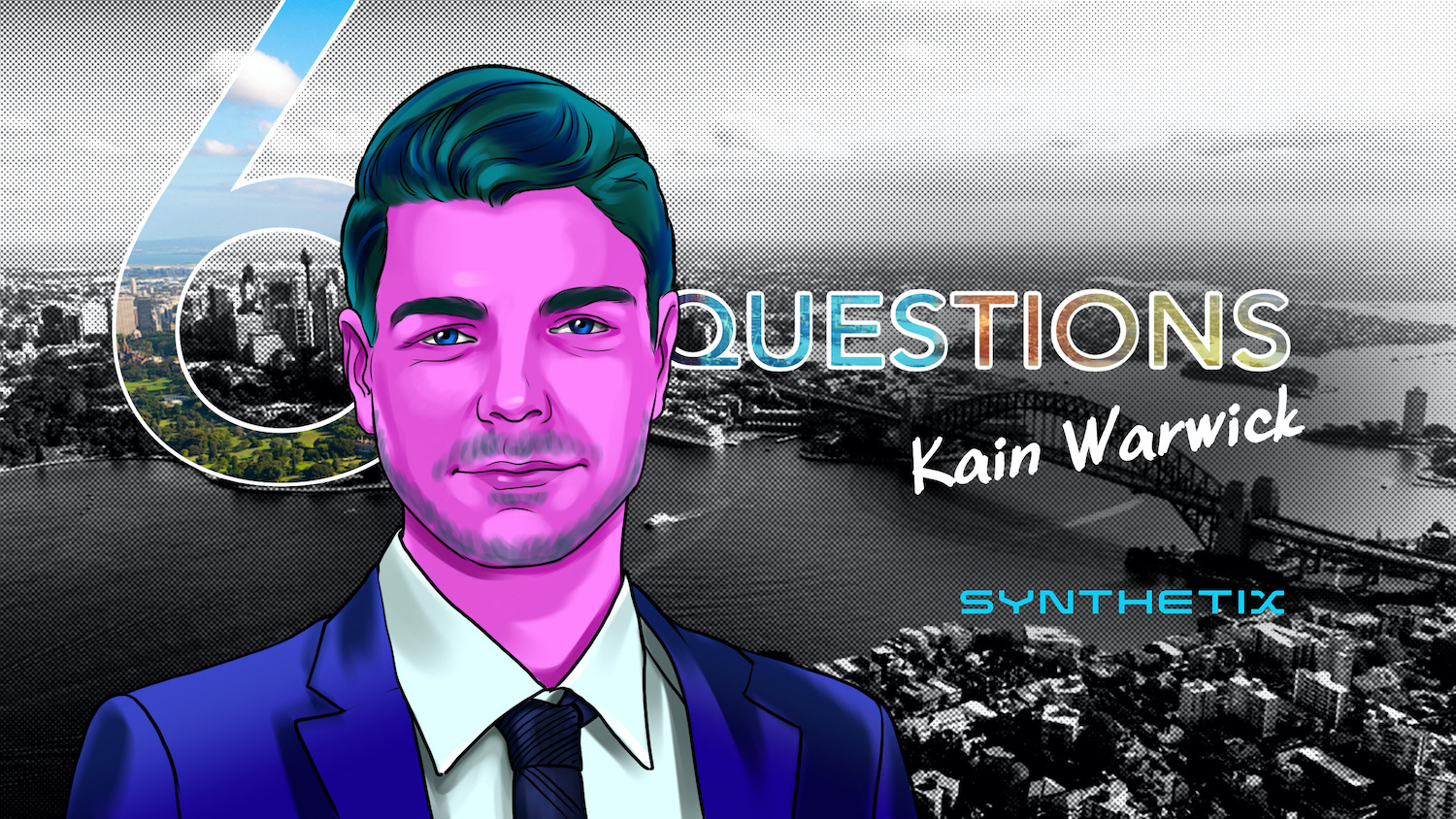 6 Questions for Kain Warwick of Synthetix