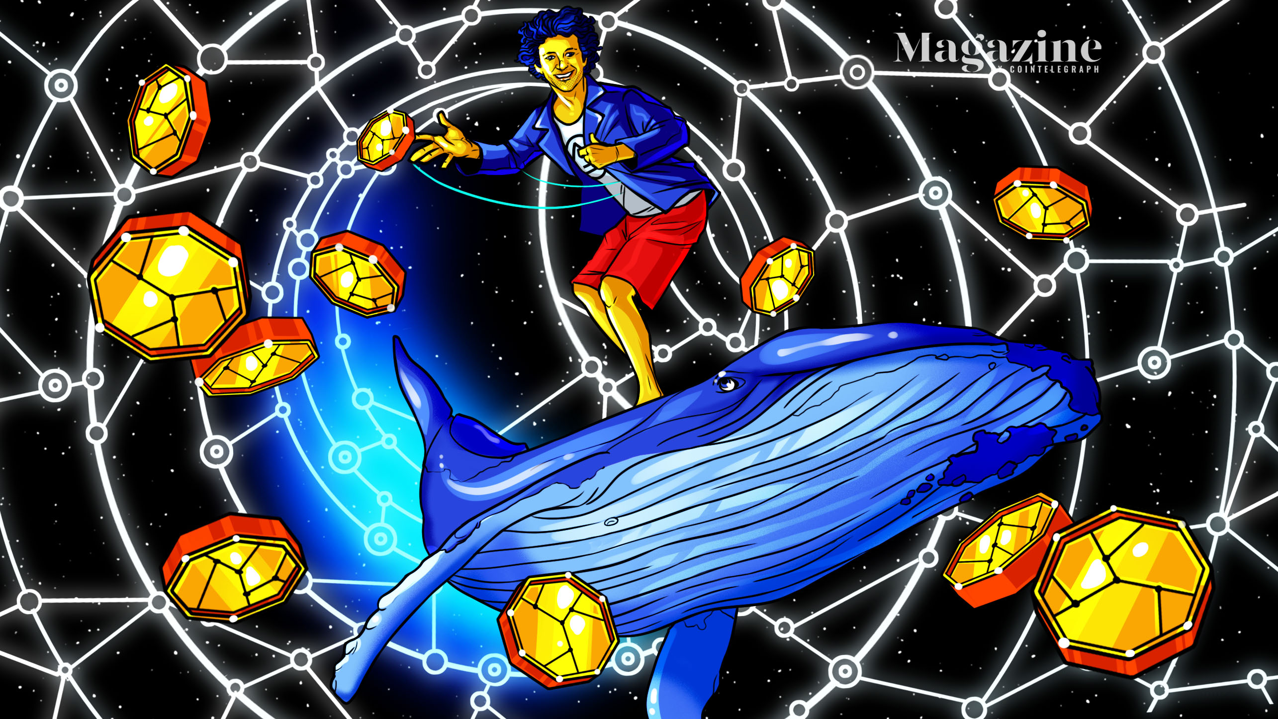 Sam Bankman-Fried: The crypto whale who wants to give billions away – Cointelegraph Magazine
