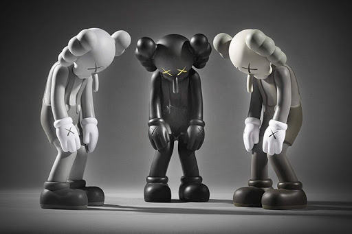 KAWS Small Lies