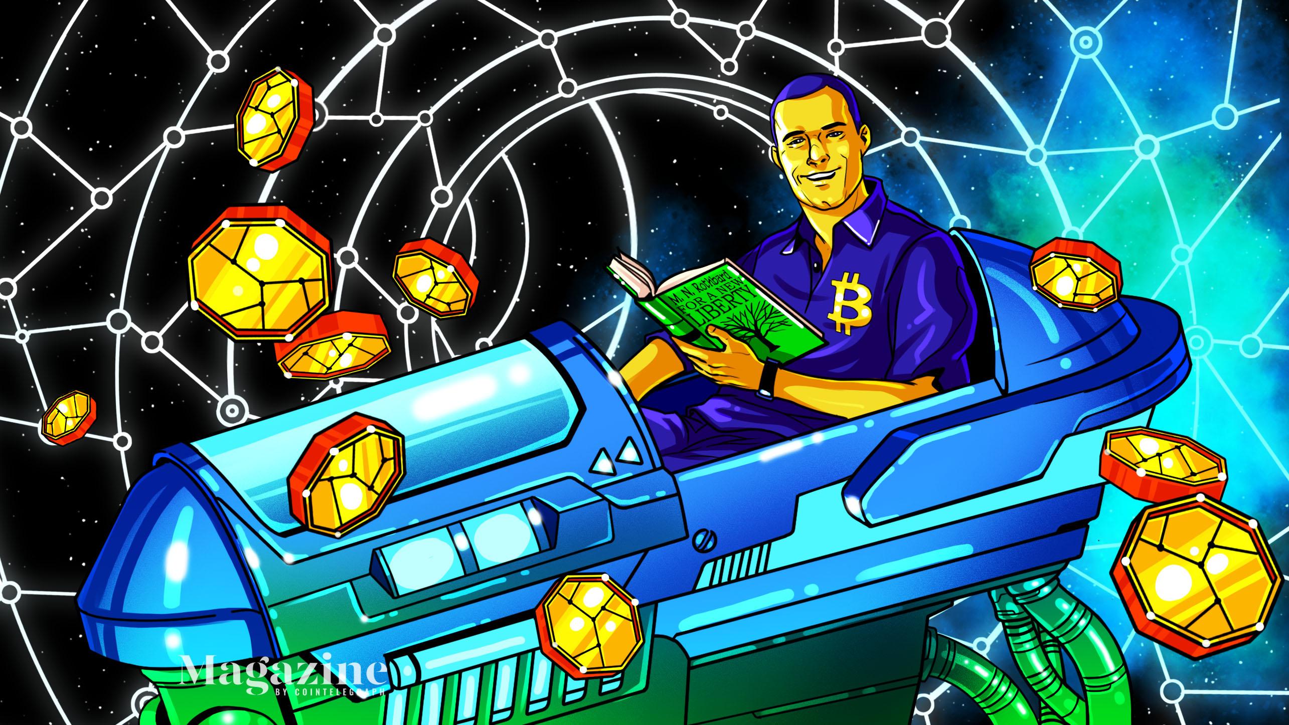 Roger Ver's next life: Cryonics meets crypto – Cointelegraph Magazine
