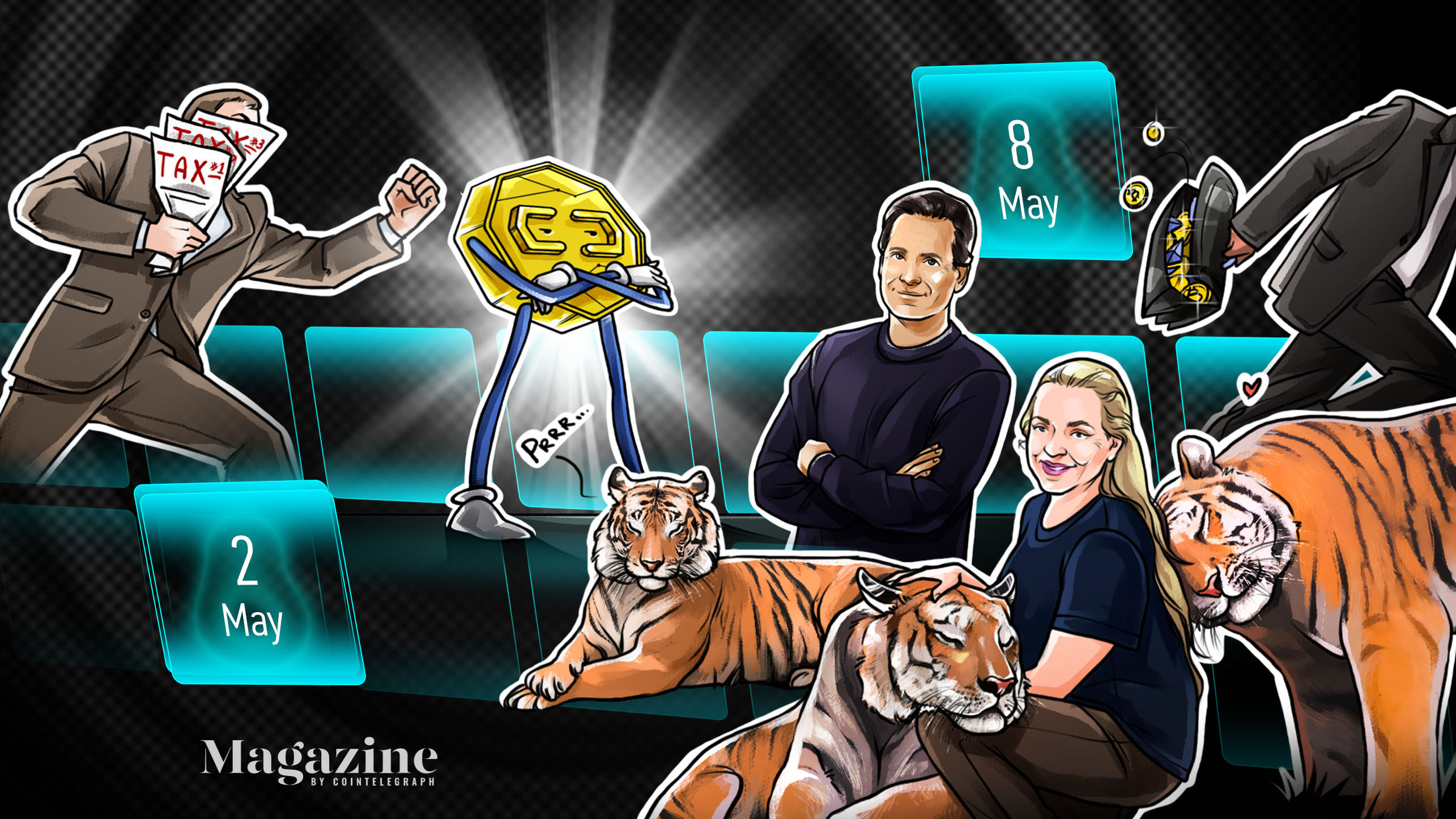 Ether dazzles, Dogecoin fears, Elon Musk's big night, Bitcoin boosts Square: Hodler's Digest, May 2–8