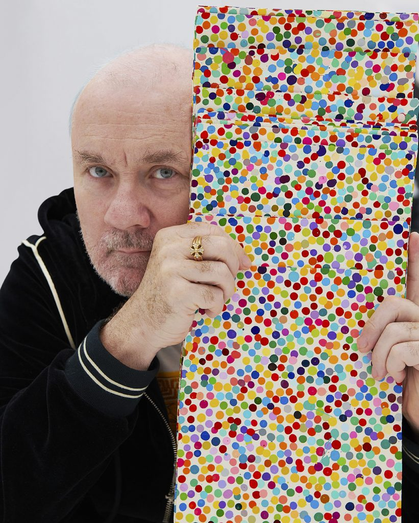 British artist Damien Hirst uses NFTs to blur the boundaries between art and money – Cointelegraph Magazine