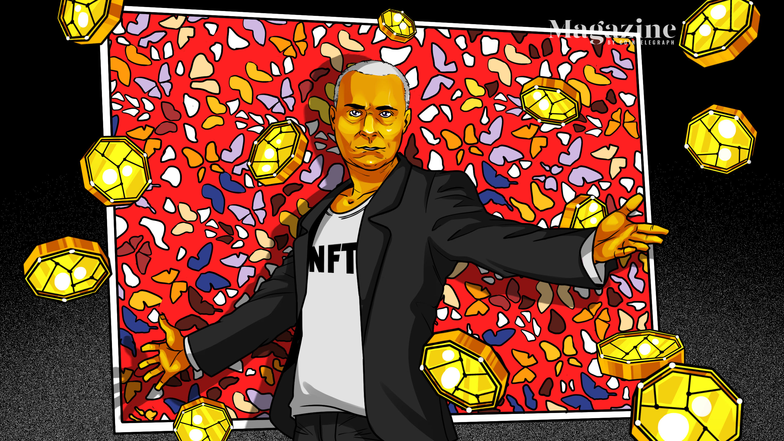 'Can you believe in me? Can you believe in this?' Damien Hirst blurs the boundary between art and money with groundbreaking NFT experiment – Cointelegraph Magazine