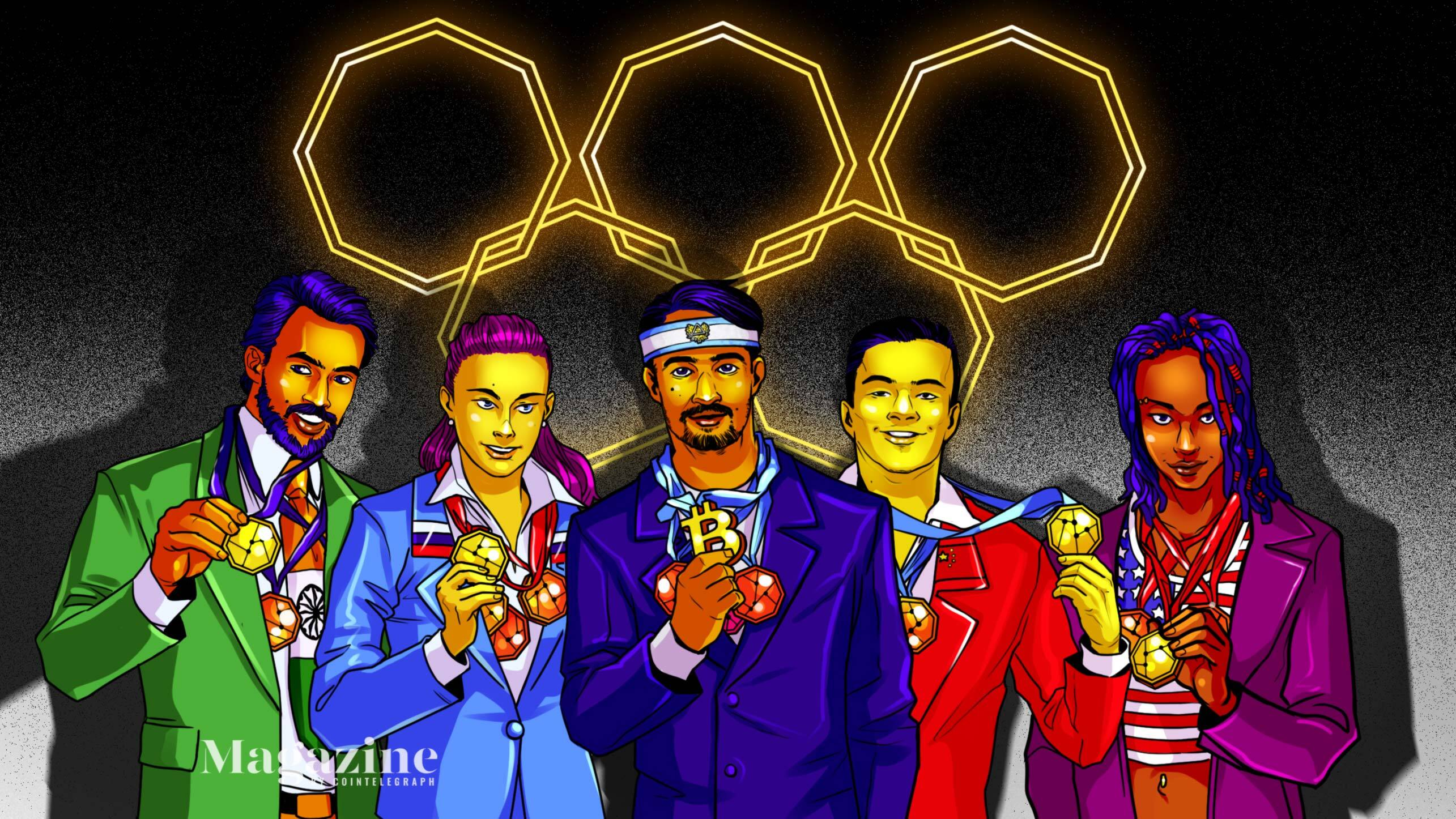 Who takes gold in the crypto and blockchain Olympics? – Cointelegraph Magazine