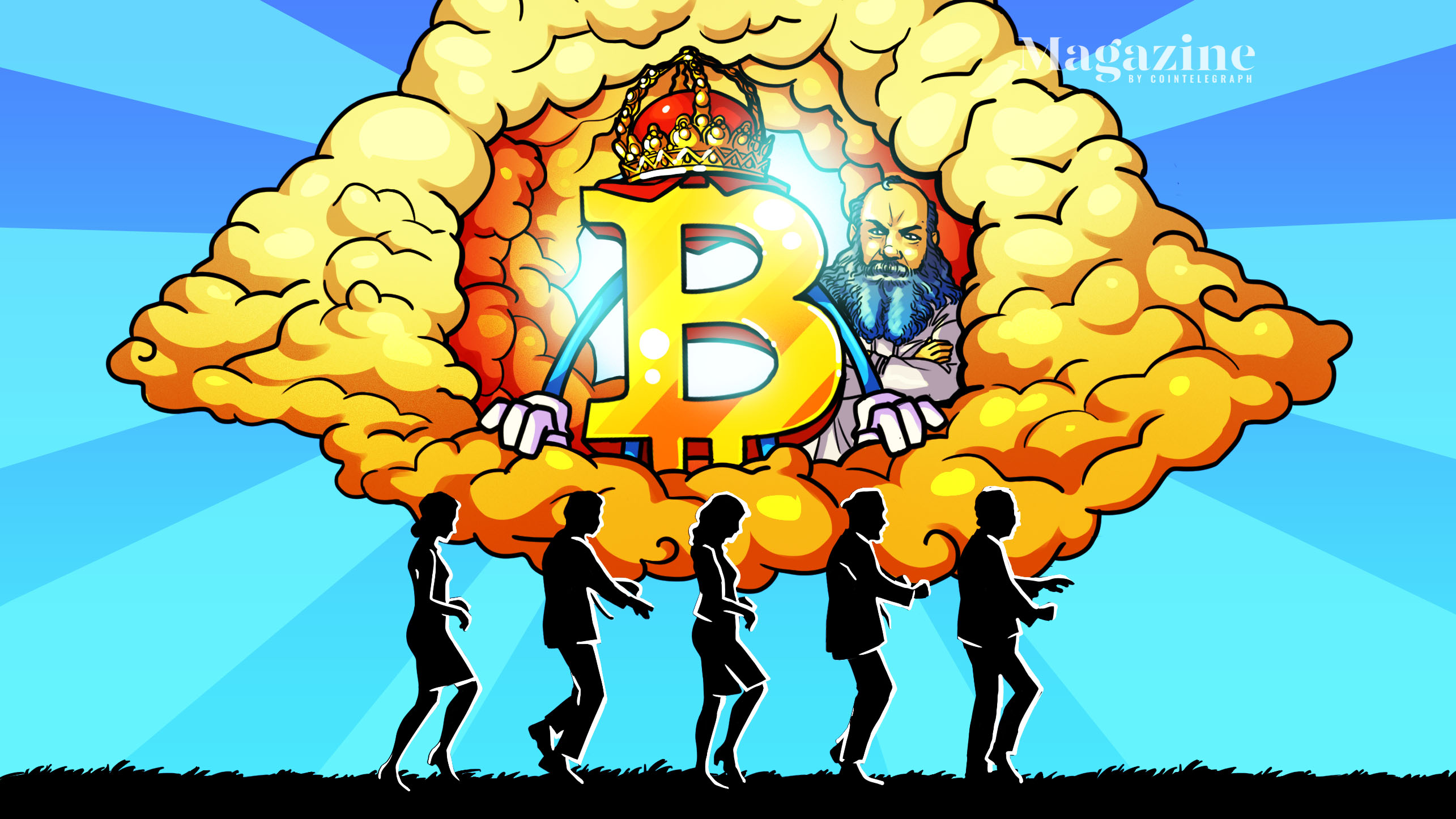 Is Bitcoin a religion? If not, it soon could be – Cointelegraph Magazine