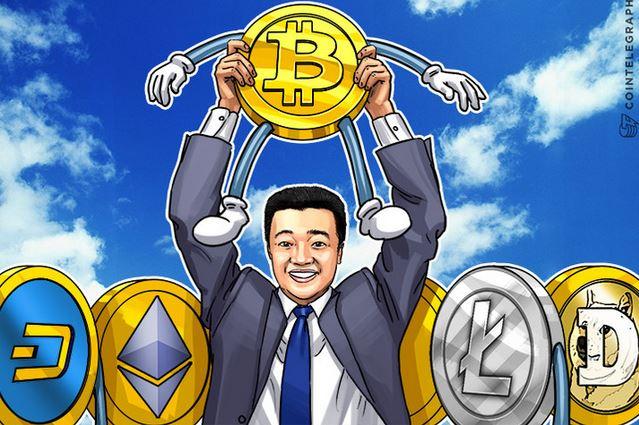 Bobby Lee è l'autore di The Promise of Bitcoin