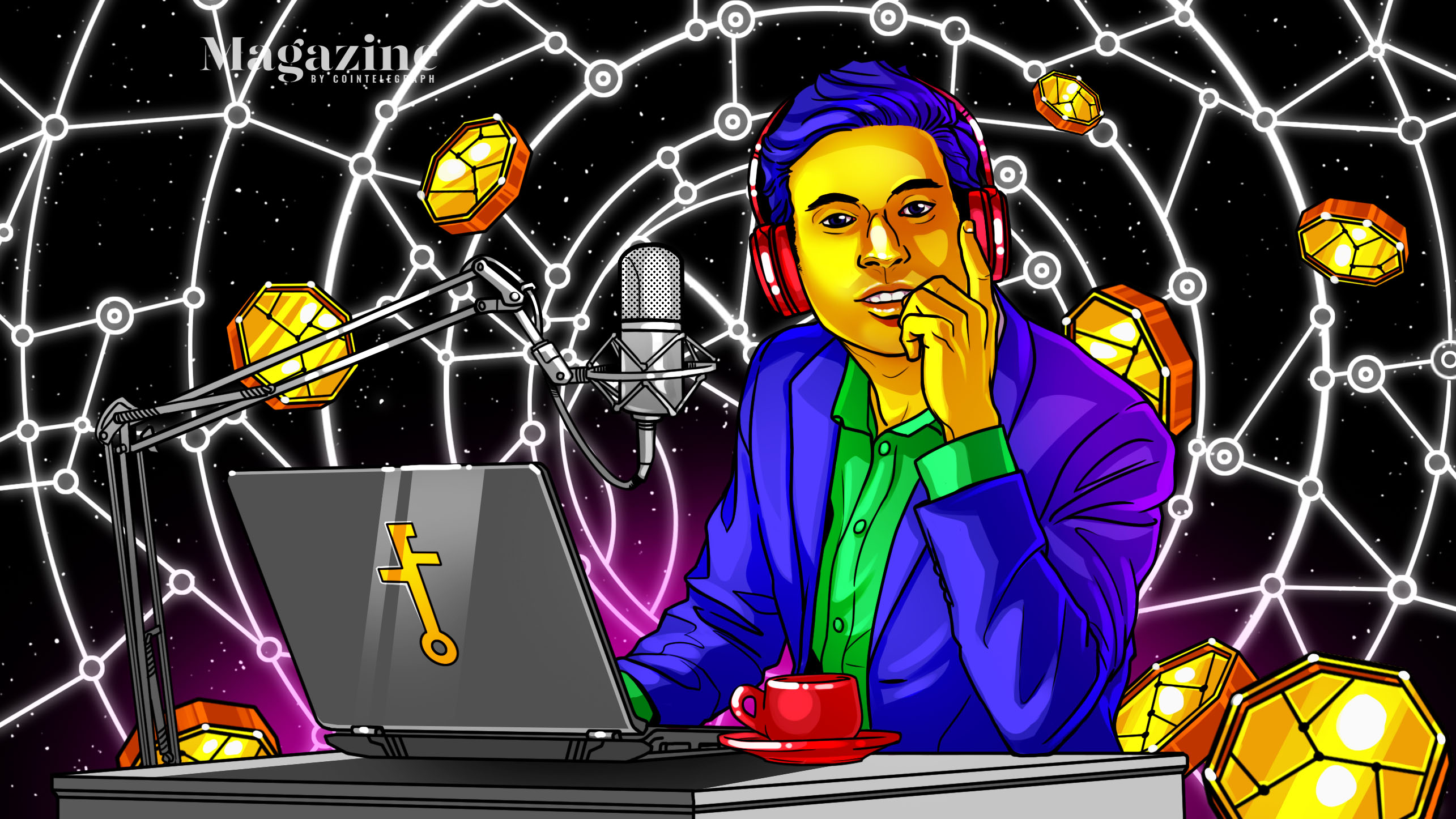 Have your stake and earn fees too: Tushar Aggarwal on double dipping in DeFi