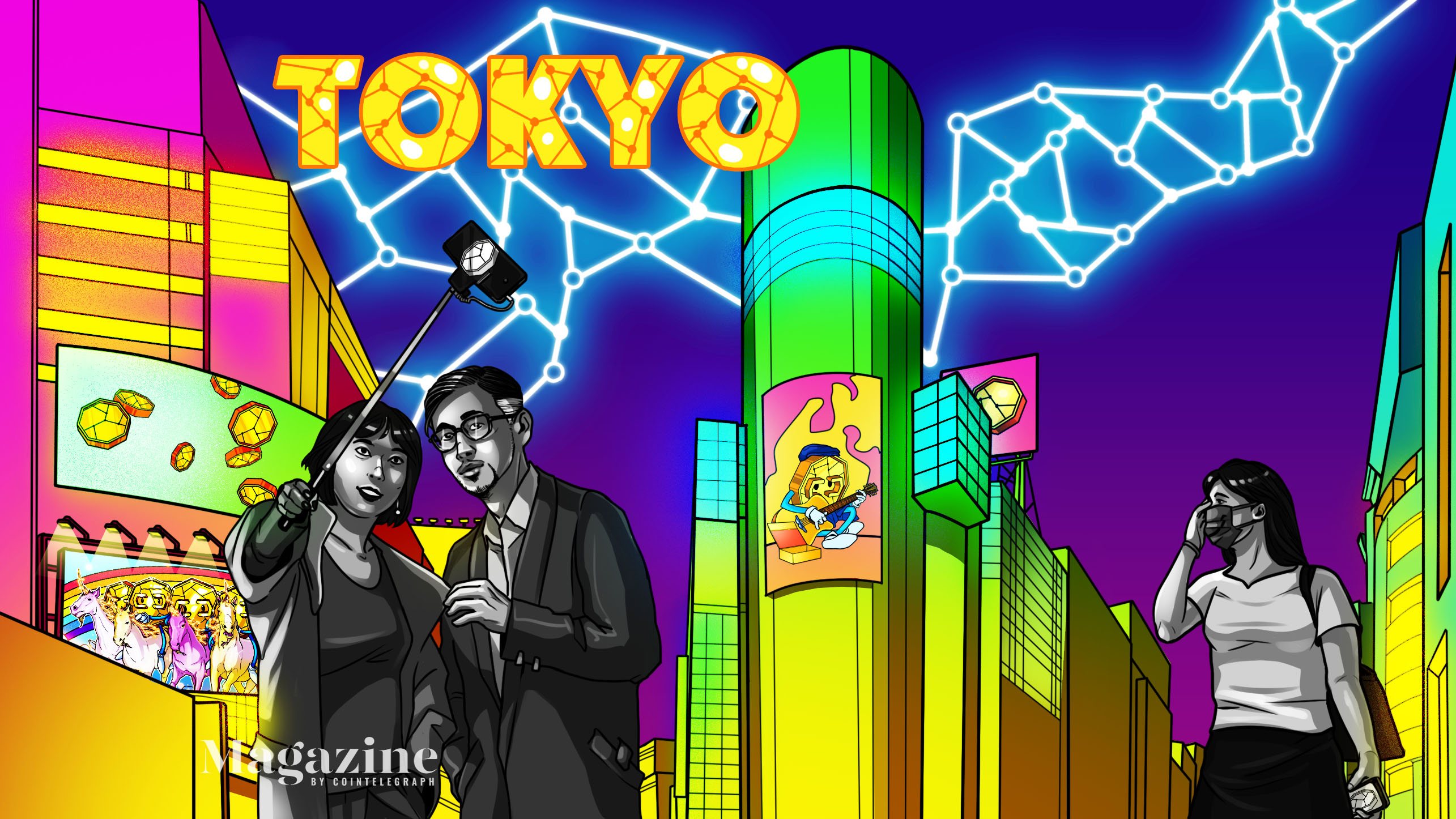 Crypto City: Guide to Tokyo