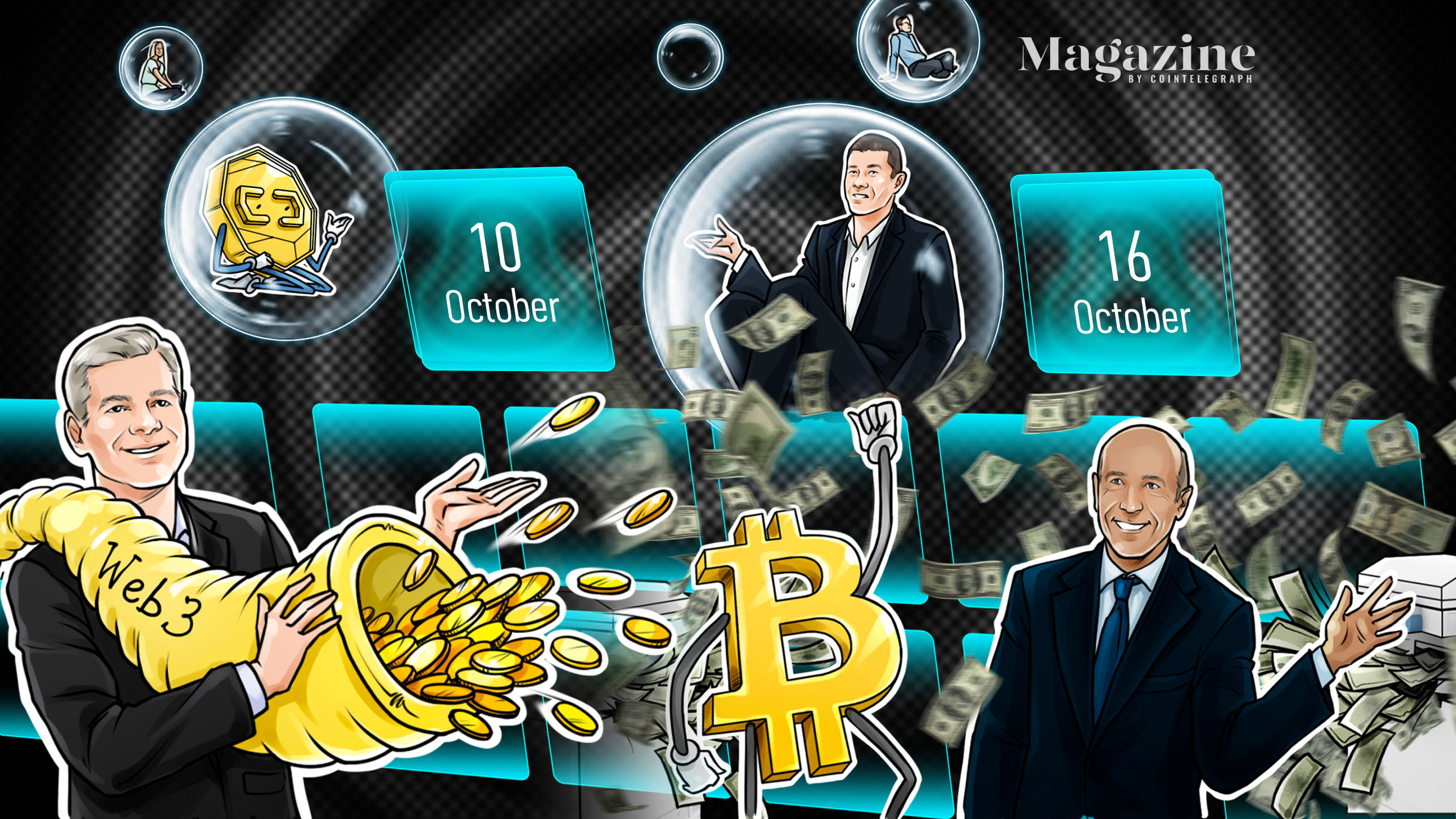 Binance launches B BSC fund, BTC futures ETF approval could arrive soon, and Celsius raises 0M: Hodler's Digest, Oct. 10-16