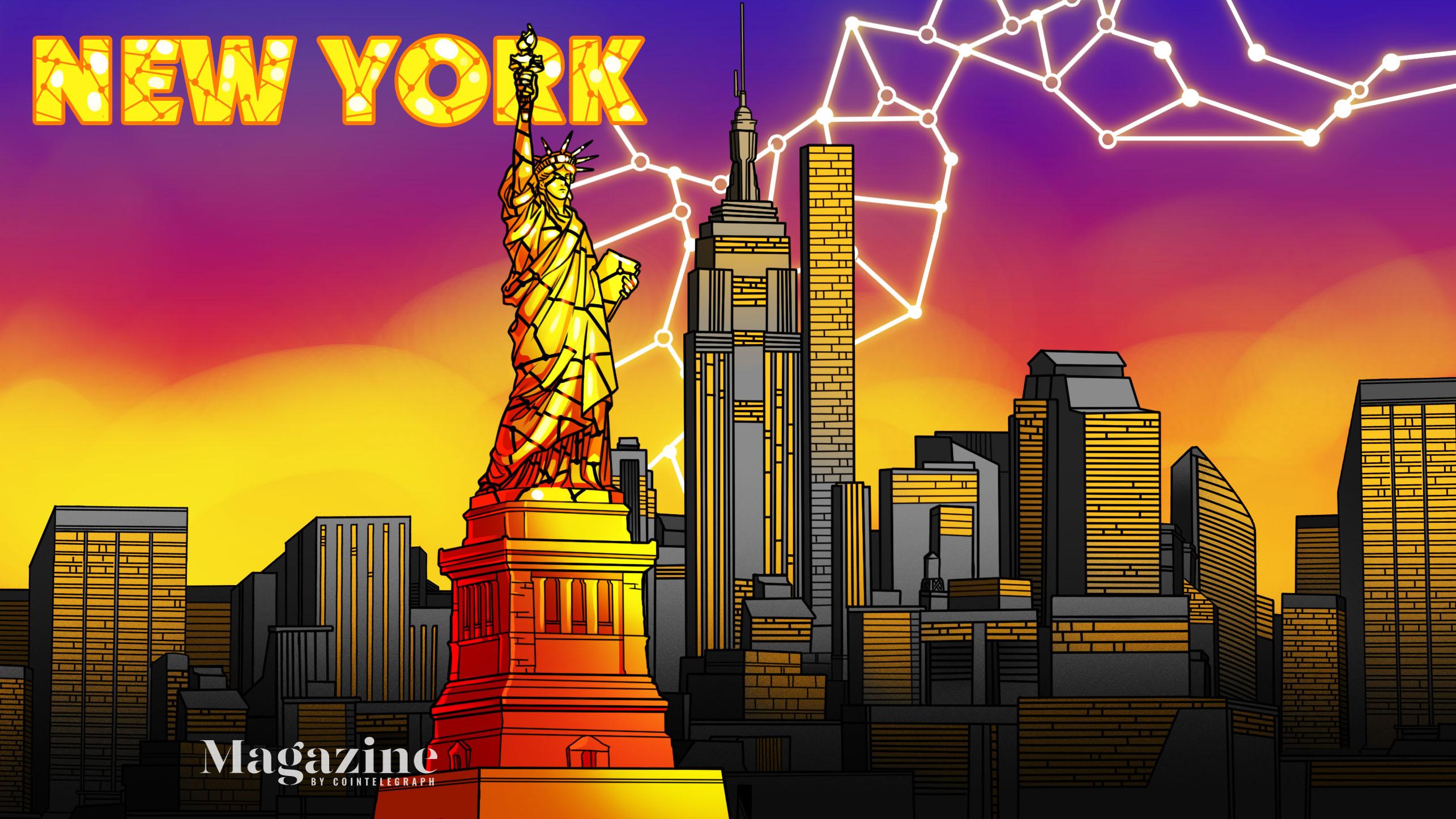 Crypto City: Guide to New York