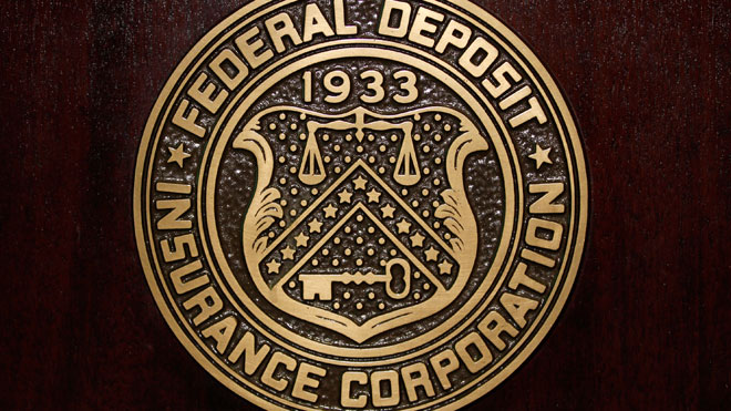 Federal Deposit and Insurance Corporation Logo