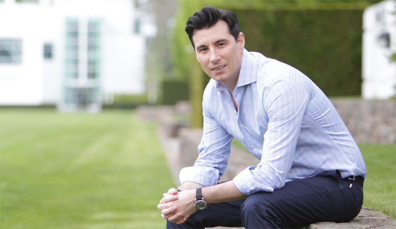 Bitreserves new CEO, Anthony Watson