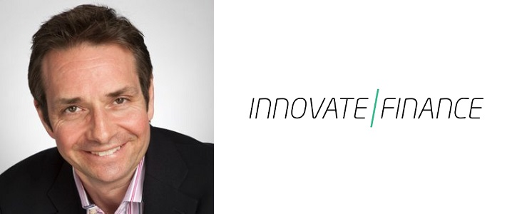 Lawrence Wintermeyer, CEO of Innovate Finance