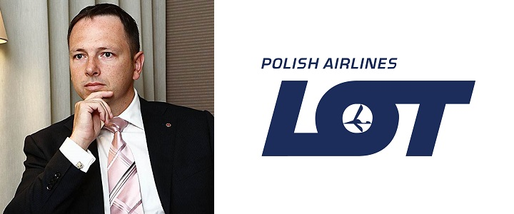 Jiri Marek, LOT Sales and Distribution Executive Director