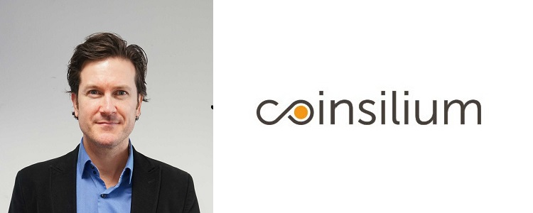 Cameron Parry, Executive Chairman at Coinsilium