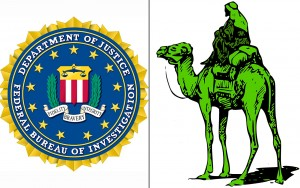US Department of Justice & Silk Road Logo