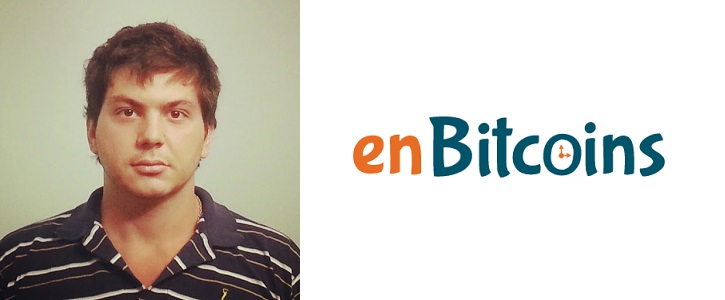 Marcelo Guillen CEO & Founder enbitcoins.com
