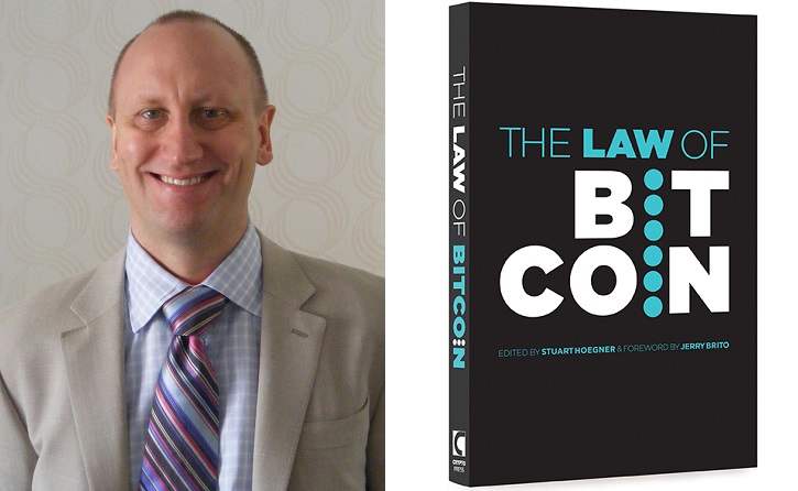 The Law of Bitcoin Editor, Stuart Hoegner