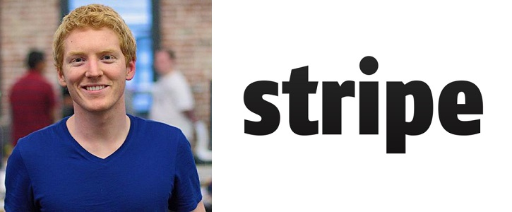 Stripe founder Patrick Collison