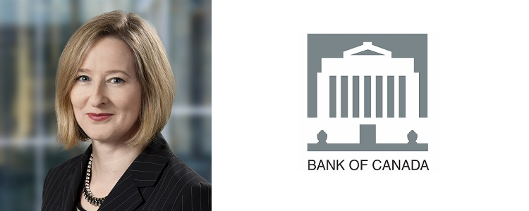 Carolyn Wilkins, senior deputy governor of the Bank of Canada