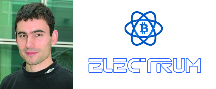 Electrum lead developer Thomas Voegtlin