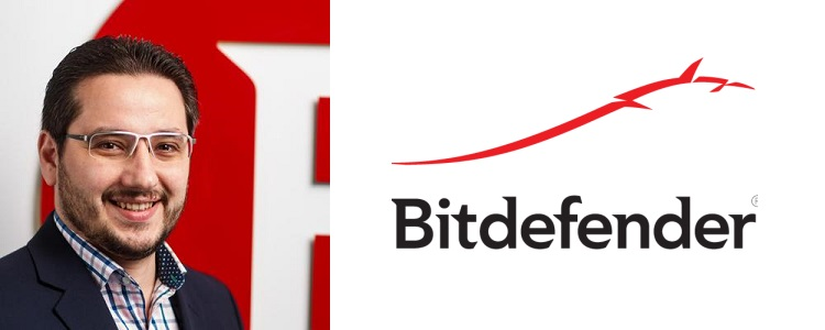 Marius Buterchi, PR Manager of Bitdefender