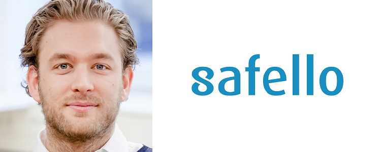 Frank Schuil CEO, Co-Founder and Board Member of  Safello