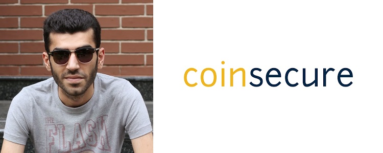 Mohit Kalra, CEO at Coinsecure
