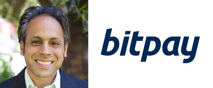 Bitpay Chief Commercial Officer Sonny Singh