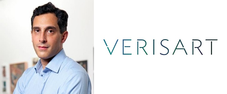 Verisart Founder Robert Norton