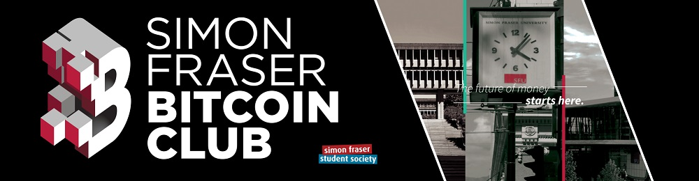The SFU Bitcoin Club