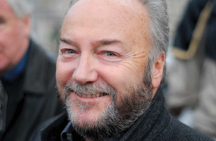 George Galloway, a mayoral candidate of London