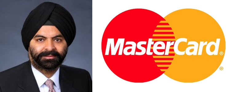 Ajay Banga, CEO of Mastercard