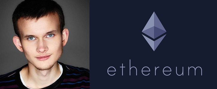 Vitalik Buterin, founder of Ethereum