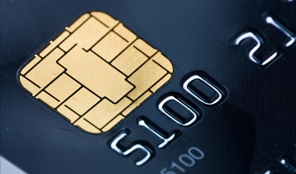integrated EMV chips